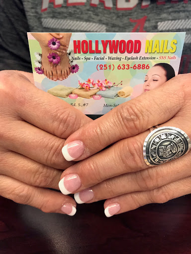 Hollywood Nails - Nail salon in Mobile, AL 36695